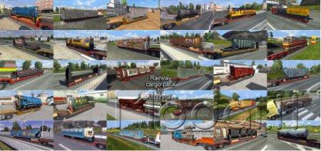 Railway cargo pack