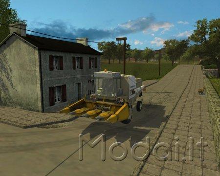 E514 Corn Header