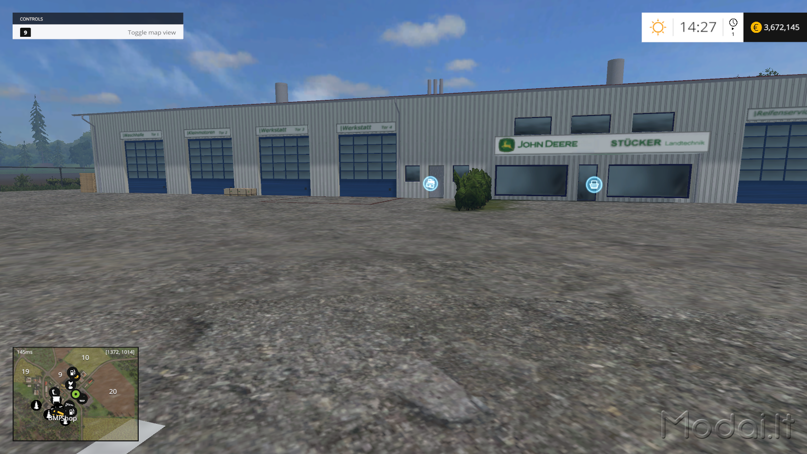 Holzhausen v 2 0 0 » Modai lt - Farming simulator Euro Truck
