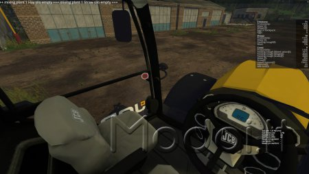 JCB 8310 + WEIGHT V1.0