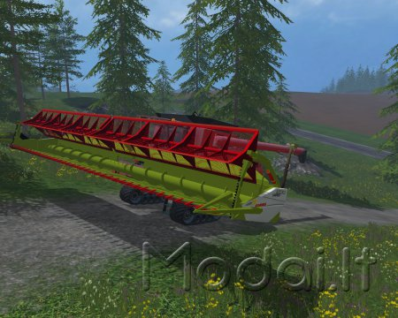 Claas Vario 1200 Sunflower v1.0