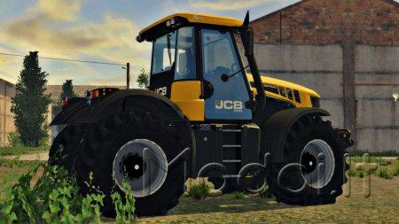 JCB FASTRAC v3