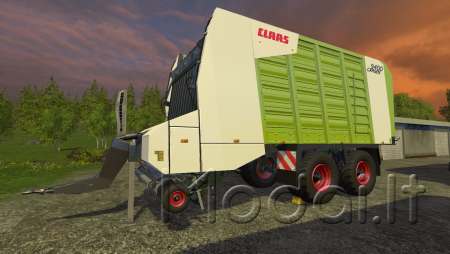 Claas Cargos Trailers Pack
