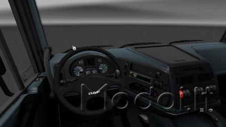 DAF XF 95 + Tandem Mod v 4.5