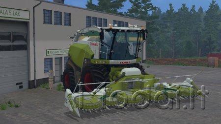 CLAAS JAGUAR 870 V 3.0