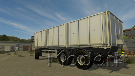 MAN TGX 6x4 Pack v1.0