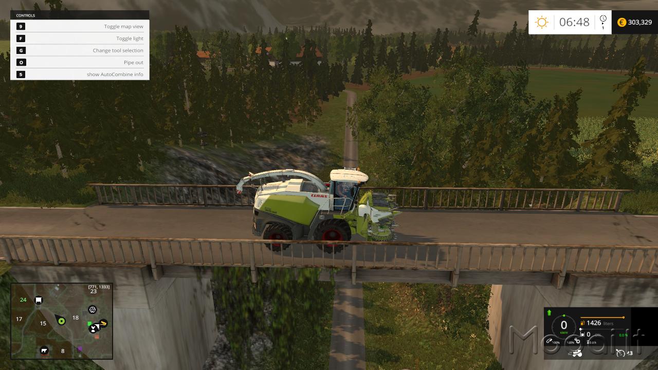 allg uer moor farming simulator euro truck. Black Bedroom Furniture Sets. Home Design Ideas