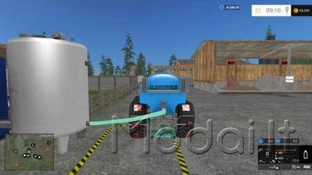 Zunhammer Water U. Milktrailer V.2.0.1