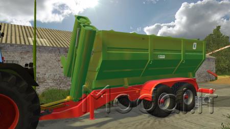 Kroger Agroliner TUW 20