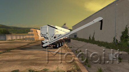 Volvo FH16 and Trailer v1.1
