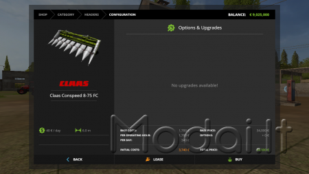 Claas Lexion 780 V1.0