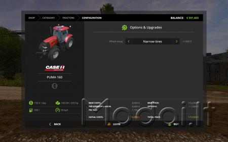 CasePuma160 v1.0
