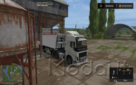 VOLVO FH 540 V 2.0