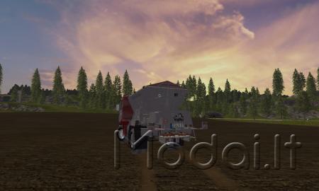 Мод Scania P420 Kalk