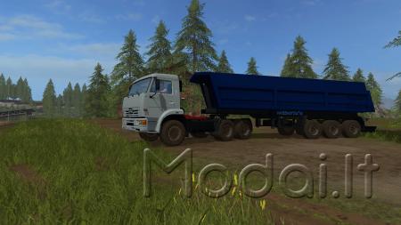 КамАЗ - 65116 с