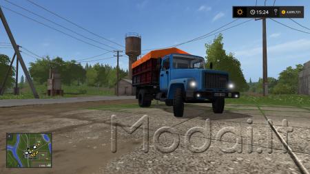GAZ 3307 new