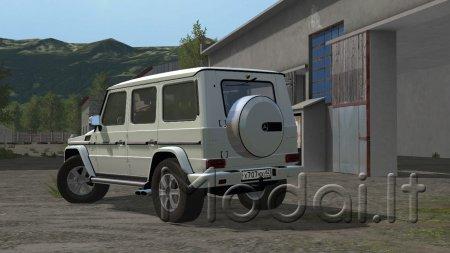 MERCEDES-BENZ G65 V1.0