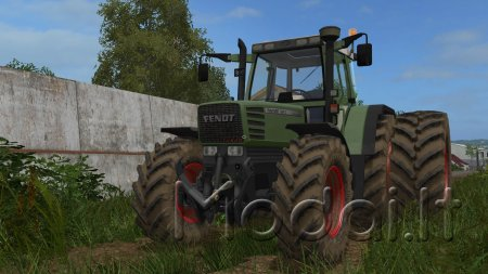FENDT FAVORIT 512 C V 2.0