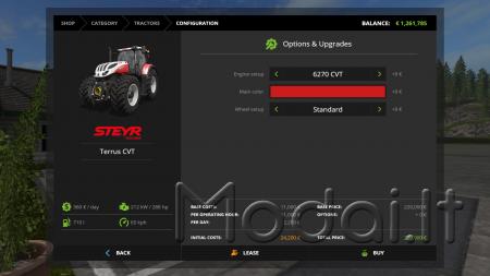 Steyr Terrus CVT 2700 3000 V 1.8.0.0
