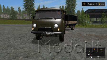 УАЗ 3303 1.5