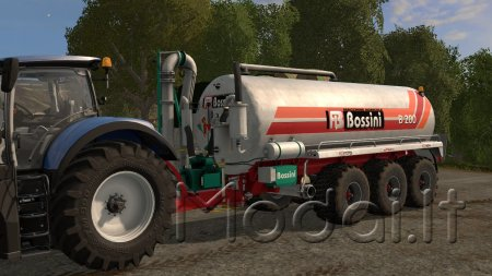 BOSSINI B200 V4.0 BETA STANDARD SKIN