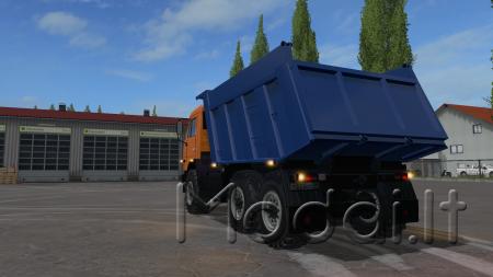 КамАЗ 65115 v3.1 Evgen333