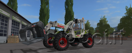 CLAAS SCORPION BY TURBO MODS