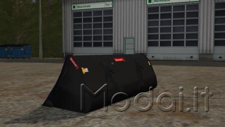 Biobeltz Frontladerschaufel XL
