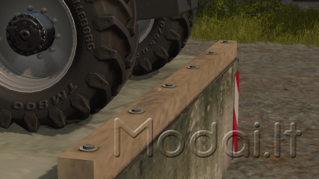 Placeable loading ramp V 0.9 BETA