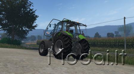 DEUTZ FAHR AGROTRON 120 MK3