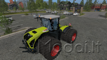 CLAAS XERION 4000/4500/5000 v1.0