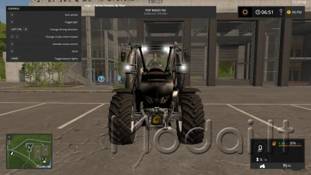 VALTRA T SERIES FOREST EDITION