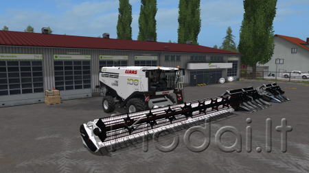 CLAAS LEXION 780 LIMITED EDITION