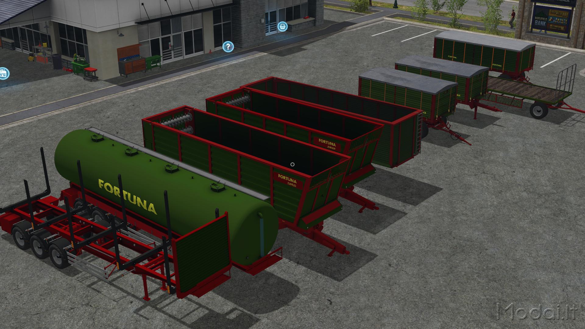 Ls17 Fortuna Pack