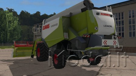 CLAAS LEXION 600,580 FULL PACK
