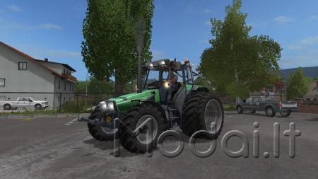 Deutz AgroStar 6.38