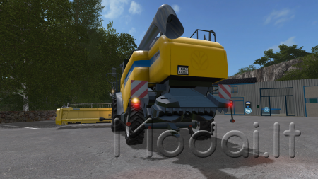 NEW HOLLAND CX 8000