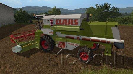 CLAAS MEGA 208 V1.1