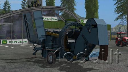 ANNA Z-644 & AGROMET Z-319