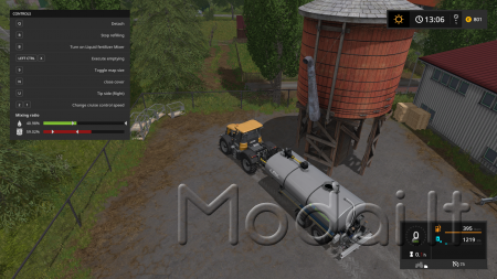 Liquid Fertilizer Production Pack v1.0
