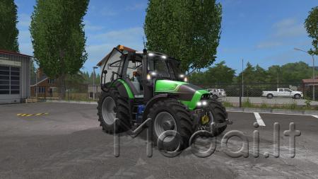 DEUTZ AGROTRON TTV 620