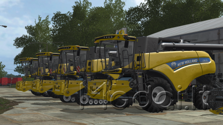 NEW HOLLAND CR PACK – TIER 4A/B