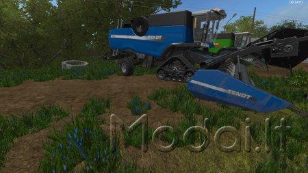 FENDT 9490 X MORE REALISTIC V 1.0
