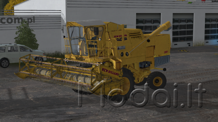 NewHolland Clayson M135