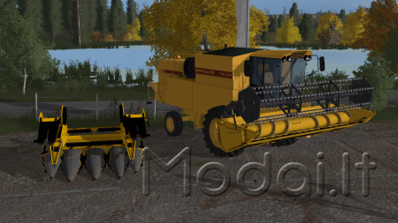 New Holland TX34