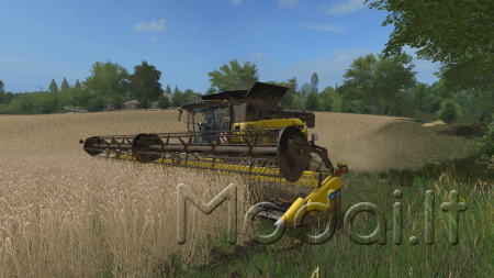 NEW HOLLAND CR9.90