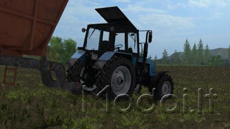 MTZ 1221 SAREX
