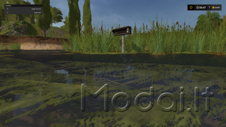SOSNOVKA FISHING RIVER MAP V 1.0