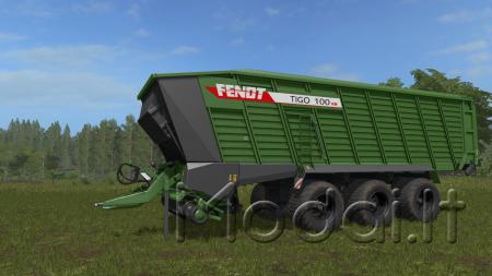 Fendt Tigo 100 XR