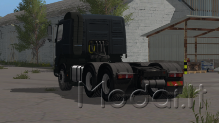 Volvo FMX 480